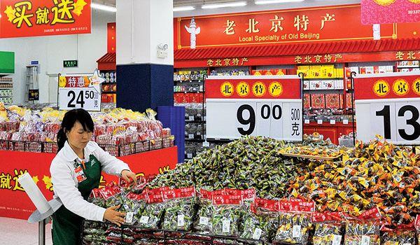 food price china