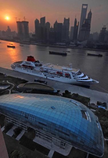 Shangahi Cruise Free-tax